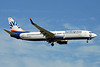 "D-ASXE Boeing 737-8CX ""SunExpress Germany"" c/n 32365 Palma/LEPA/PMI 15-06-16"