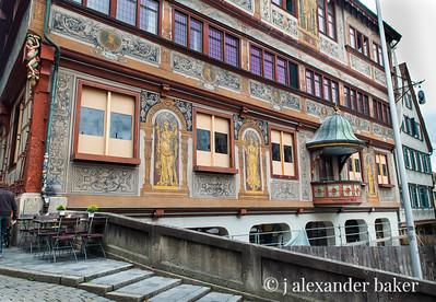 Town Hall in Tübingen, Germany