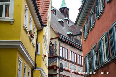 Houses, Tübingen, Germany