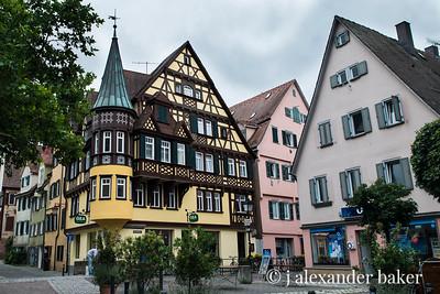 House in Tübingen, Germany