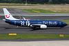"""D-ATUD Boeing 737-8K5 """"TUIfly"""" c/n 34685 Dusseldorf/EDDL/DUS 11-07-16 """"TUI Blue"""""""
