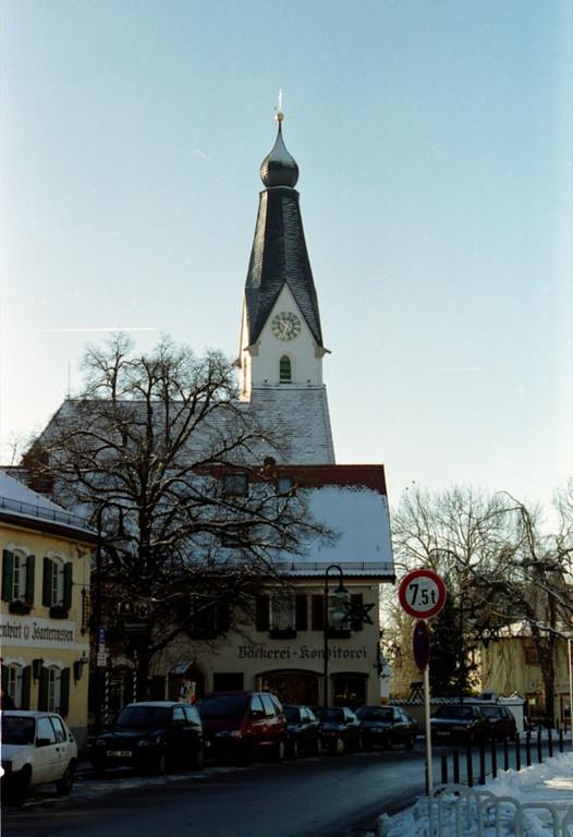 Bavarian Village - Pullach, Germany