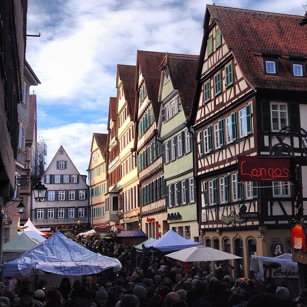 Tübingen Christmas Market, Germany