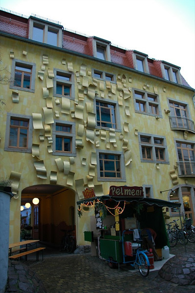 Kunsthof Passage in Neustadt - Dresden, Germany