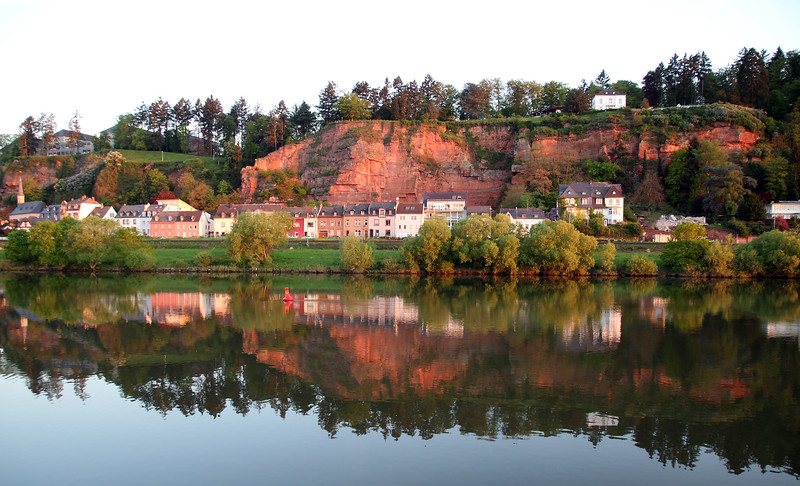 Viking Cruise, View on Moselle