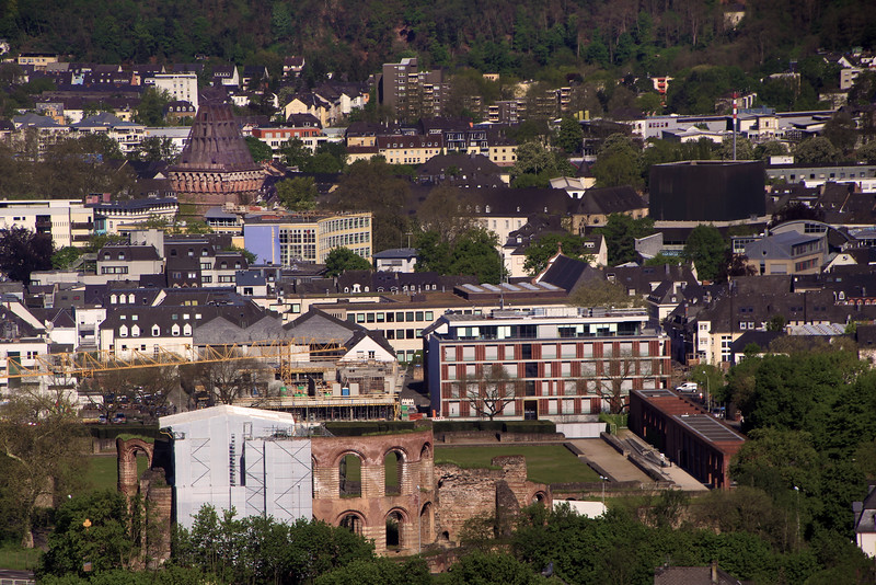 Trier Germany, Roman Imperial Baths