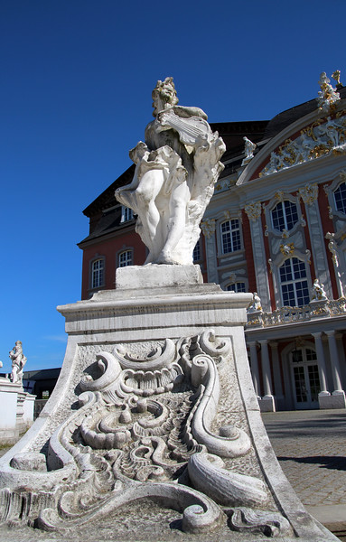 Trier Germany,  Electoral Palace