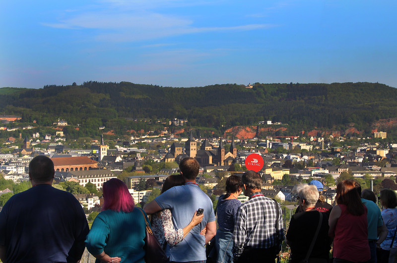 Trier Germany, View on City