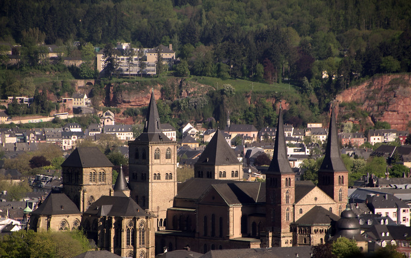 Trier Germany,  Cathedral of Trier