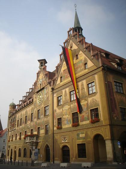 Rathaus, Ulm - Germany