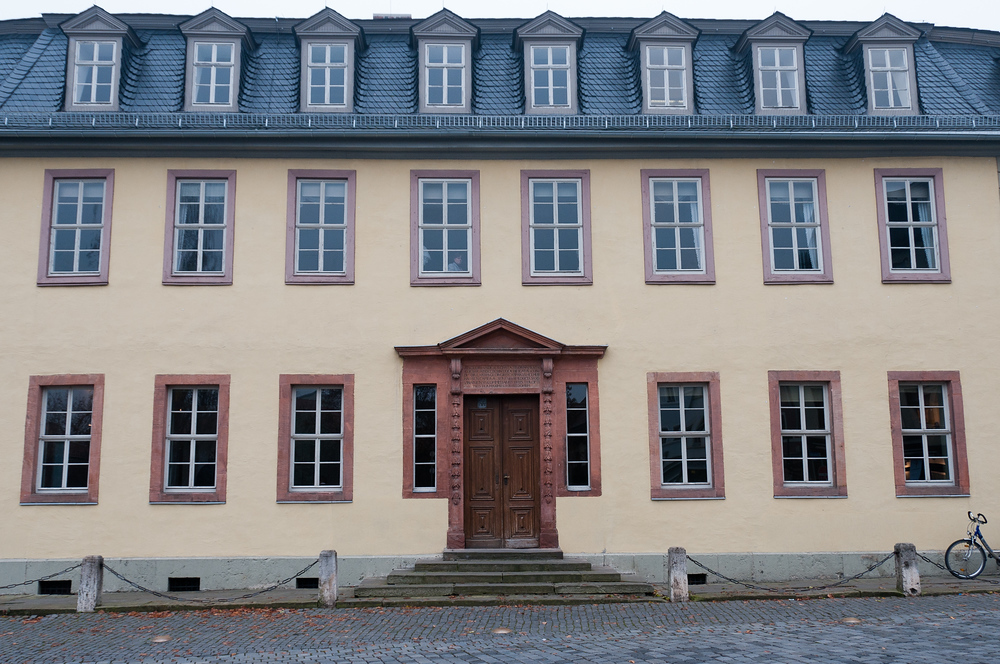 UNESCO World Heritage Site #161: Classical Weimar