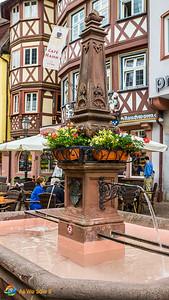 Wertheim fountain