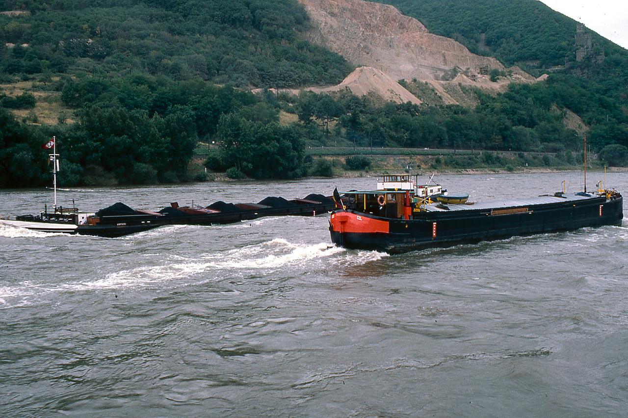 On the Rhein