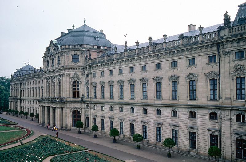 Würzburg Bishop's Palace