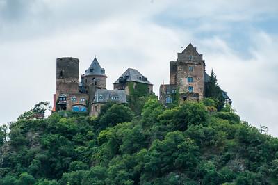 Oberwesel Castle
