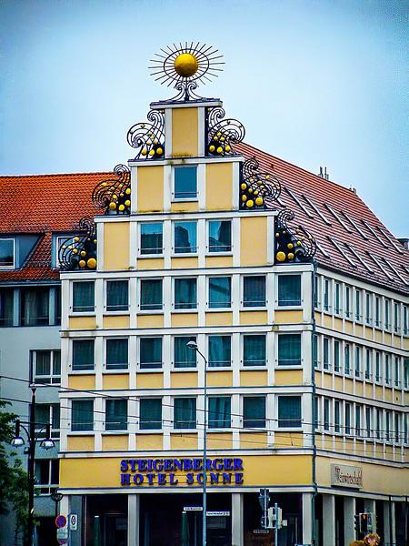 Rostock - Steigenberger Hotel Sonne