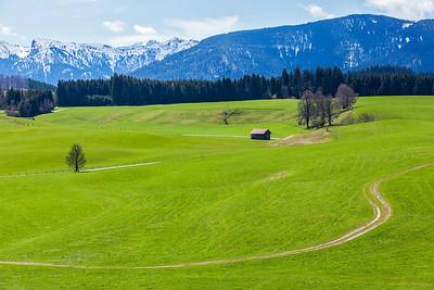 German countryside