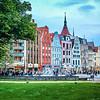 Rostock - Brunnen der Lebensfreude (Fountain of Joy of Life)