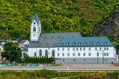 Wallfahrtskloster Bornhofen