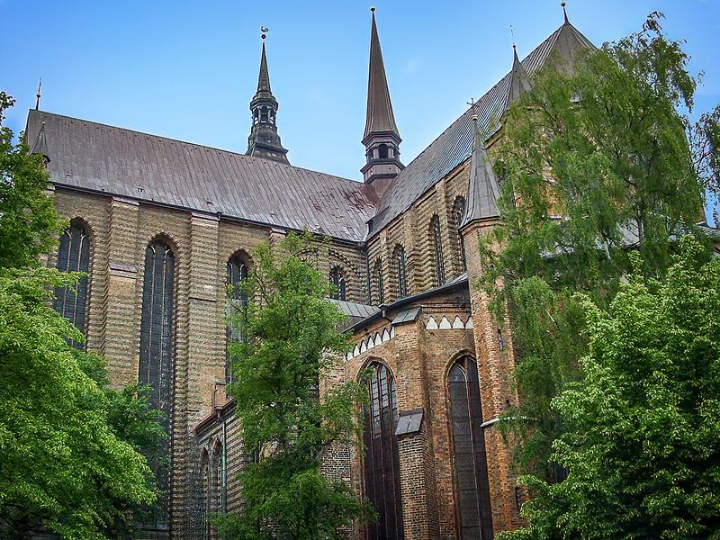 Rostock - St. Mary's Church