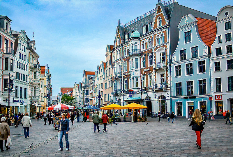 Rostock - Kröpeliner Strasse