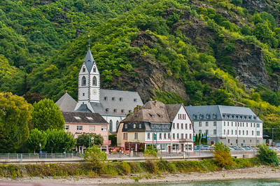 Wallfahrtskloster Bornfofen