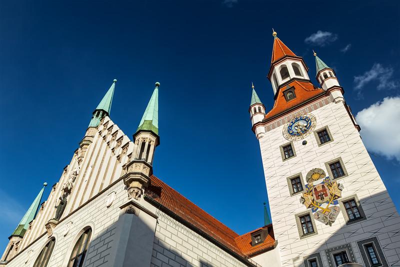 Old Town Hall (Altes Rathaus), Munich