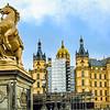 Schwerin - Schwerin Castle
