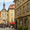 Bamberg Street Scene