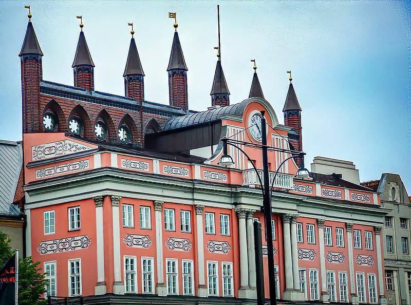 Rostock - Rathaus (Town Hall)
