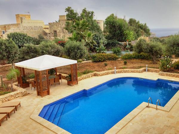 Vacation rental on Gozo from Baron Holiday Homes, Malta