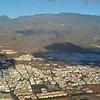 Landing in Las Palmas