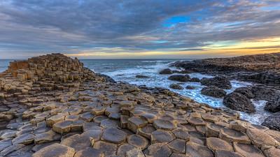 Giant's Causeway, Ireland