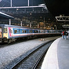317326 at Newcastle Central Station with a Hornsey Depot Staff Special on 27th March 1993.