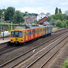 Tyne & Wear Metro car 4062 at Felling.