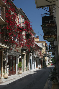 Strolling the streets of Nafplio