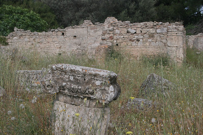 Ruins at Epidavros