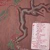 Kr 1756 kaart Zakros kloof