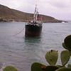 Kr 1738 gestrand schip bij Kato Zakros