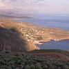 Kr 3360 uitzicht op Chora Sfakion