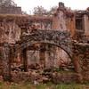 Kr 3269 ruïnes van Aradhena