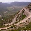 Kr 2891 de weg naar de Kallergi refuge