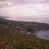 Kr 3230 uitzicht op Chora Sfakion