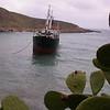 Kr 1739 gestrand schip bij Kato Zakros