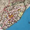 Pe 4603 kaart Monemvassia