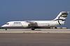 "SX-DVC BAe 146-RJ100 ""Aegean Airlines"" c/n E3358 Athens-Hellenikon/LGAT/ATH 20-09-00 (35mm slide)"