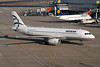 SX-DVR Airbus A320-232 c/n 3714 Dusseldorf/EDDL/DUS 30-01-09
