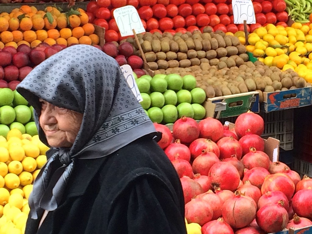 Athens Fruit Market