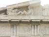 Athens - Acropolis - Parthenon - Pediment Details