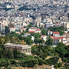 Temple of Hephaestus and Athens